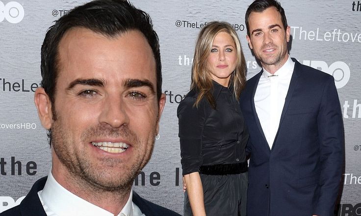 Justin Theroux reveals that he and Jennifer Aniston are altar bound