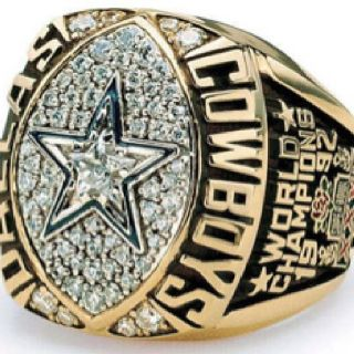 Dallas Cowboys SuperBowl Ring