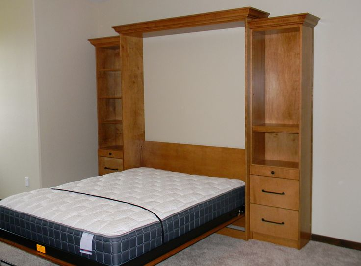265 best images about installed murphy beds on pinterest - Guest bed solutions small spaces minimalist ...