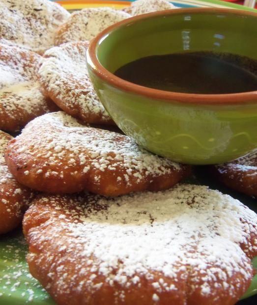 Gorditas de Piloncillo (Sweet Fried Masa Cakes) - Hispanic Kitchen