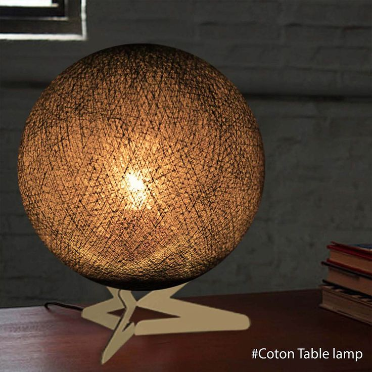 table lamp(not water resistant)