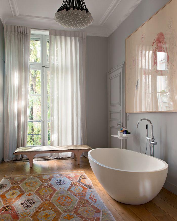 les 20 meilleures id es de la cat gorie rideaux de. Black Bedroom Furniture Sets. Home Design Ideas