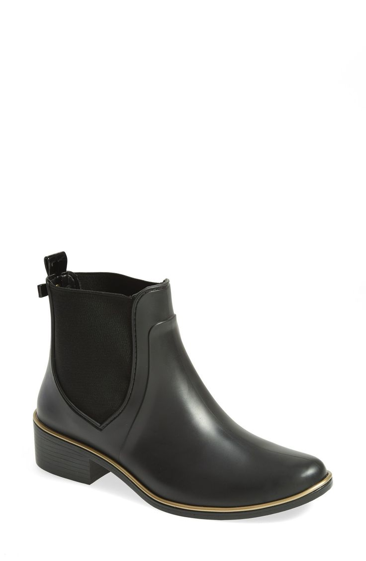 kate spade new york 'sedgewick' rubber rain boot (Women) available at #Nordstrom
