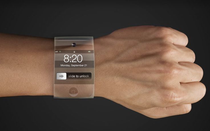 It's the strongest confirmation yet that iWatch is real, and perhaps that it is imminent.