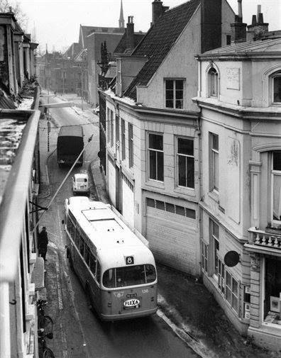 Korte Nieuwstraat Utrecht (jaartal: 1960 tot 1970) - Foto's SERC