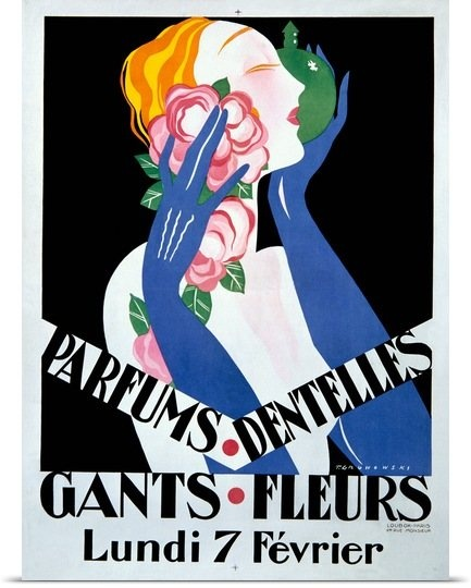 Parfums Dentelles by Gronowski