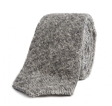 Wool necktieBows Ties, Wool Necktie, Men Fashion, General Knots, Hopsack Necktie, Lambswool Hopsack, Lambswool Ties, Deadstock Lambswool, Fashion Men Style