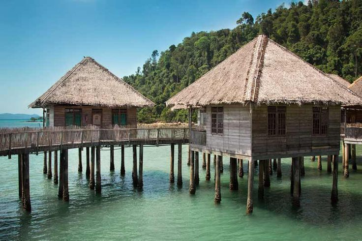 Telunas Resorts-  Indonesia - Rates from USD $150 https://indonesia.tripcanvas.co/water-villas-in-indonesia/