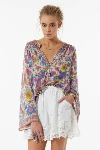 Lovebird Blouse | Spell & the Gypsy Collective