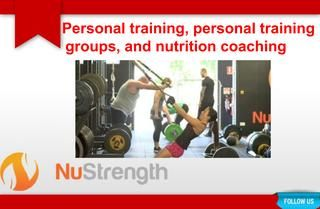Sunny Bank Group Training Experts  A gym trainer can helps you think of the correct workout plan to meet your objectives. Regardless of whether it's losing a couple pounds, conditioning up your arms, or straightening your stomach for bathing suit season, a fitness coach can help you get there.  https://nustrength.com.au/