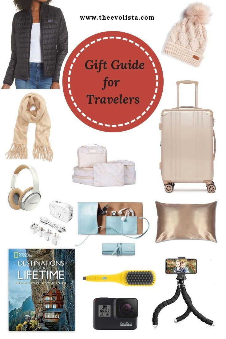 Gift Guide for Travelers   Travel Bloggers  Posts   Gifts, Gift ... 02cdc29b03