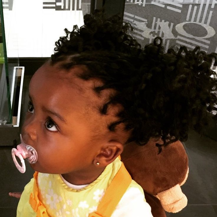 Soft dread hairstyle by Sandra at Midori, for this little sweetheart <3