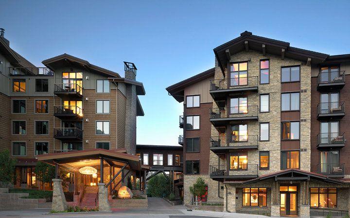 World's Top 50 Hotels: Hotel Terra Jackson Hole, Teton Village, Wyoming