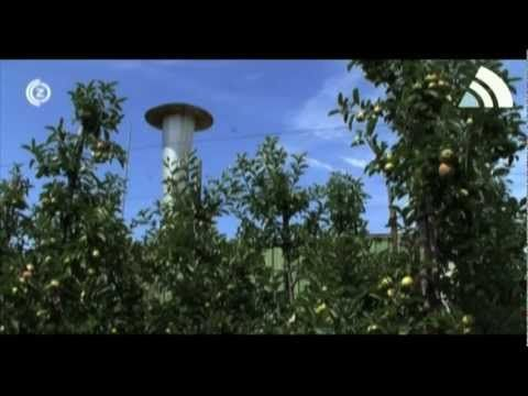 Anti-Hail Cannon Inopower (English) - YouTube