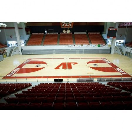 Austin peay state university apsu dunn center gym for Flooring clarksville tn