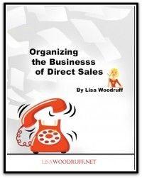Is your direct sales business organized? Go from chaos to  classy in 10 chapters!