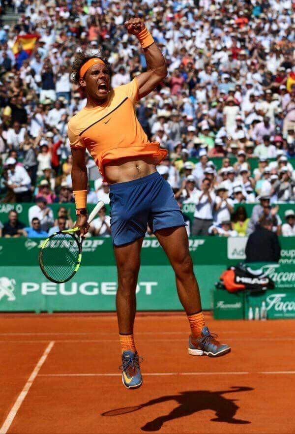 Rafael Nadal, Monte Carlo 2016.