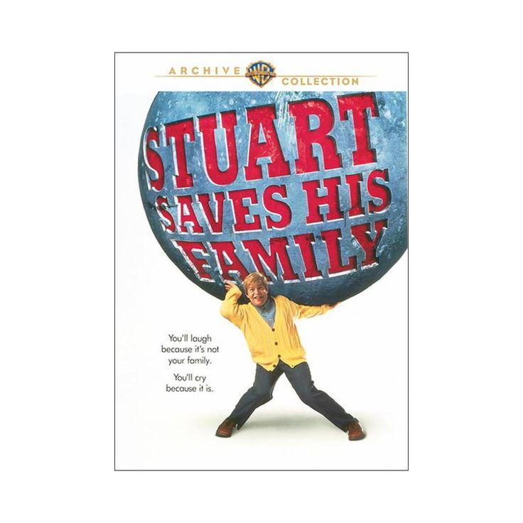 Stuart Saves His Family (dvd_video)
