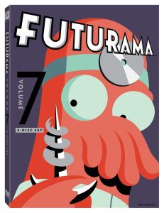 Watch Futurama Season 7 full episodes online free