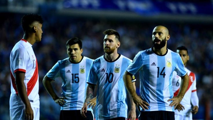 Decepción en el empate argentino (Jonatan Moreno - Diario Crónica)