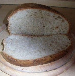 Domácí pekárna jogurtový chléb