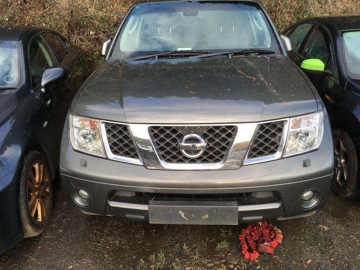 eBay: 2007 NISSAN PATHFINDER AVENTURA DCI NON RUNNER spares or repair no reserve #carparts #carrepair