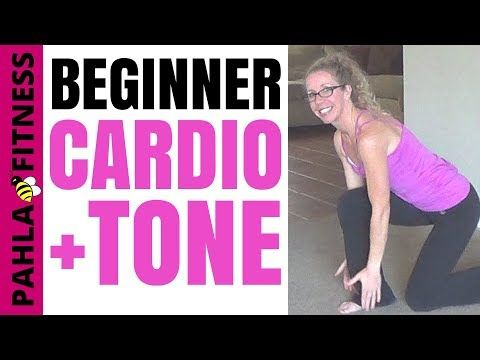 20 minute full body home workout for beginners  gentle