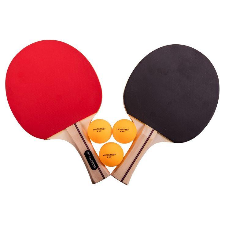 Ping Pong Table Tennis 2 Player Set