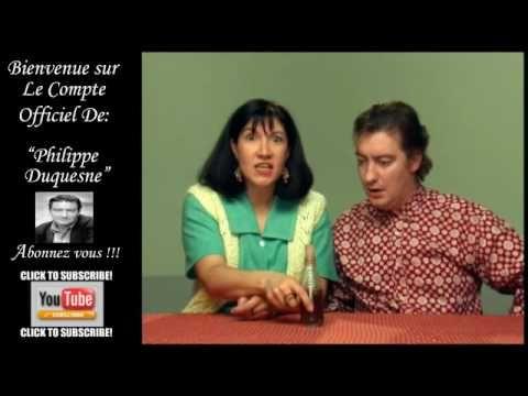 Les Deschiens Spanish lesson.Espagnol by Philippe Duquesne.Hilarious - YouTube