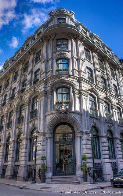 Gault Hotel, Montreal, Canada, via Flickr. https://hotellook.com/cities/montreal?marker=126022.pinterest