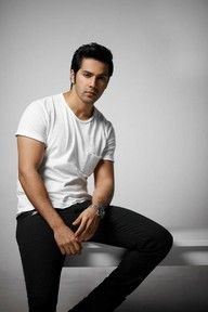 Varun Dhawan's Test Look Photoshoot for Dharma Productions