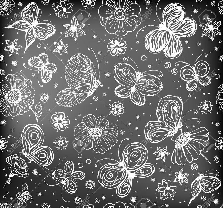 29378362-Seamless-pattern-con-farfalle-e-fiori-su-sfondo-lavagna-Illustrazione-vettoriale-contiene-trame-sfum-Archivio-Fotografico.jpg (immagine JPEG, 1300×1215 pixel)