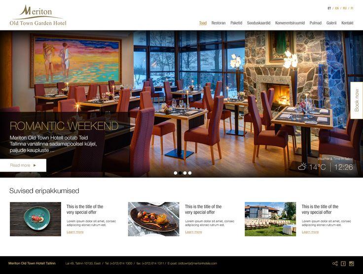 meriton old town hotels tallinn website 39 s landing page. Black Bedroom Furniture Sets. Home Design Ideas