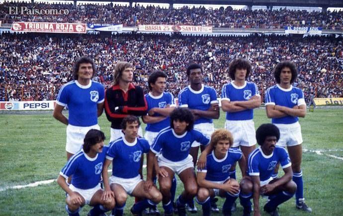 MILLOS 1984 NANO,MOLINA,GUTIERREZ DE PIÑERES,MOLINA,POCILLO LOPEZ,MICO GARCIA,PIBE VALDERRAMA E IGUARAN entre otros