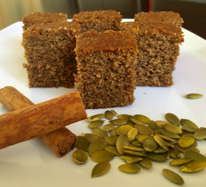 Ginger & Coconut Slice from Tania Hubbard