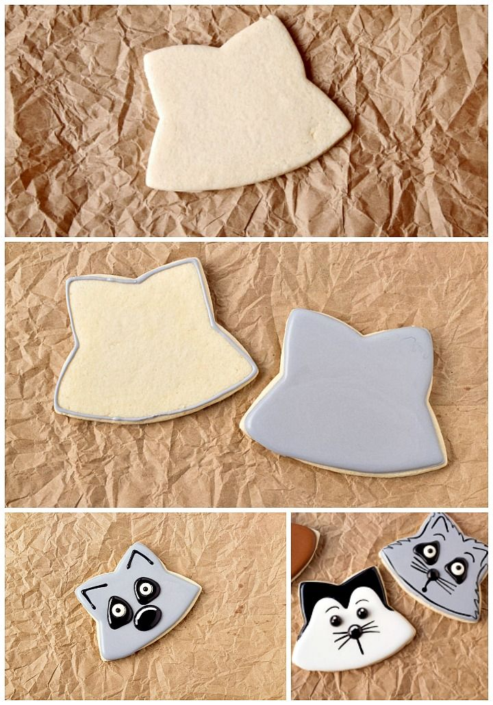 How To Make Decorated Woodland Cookies with a How to Video | The Bearfoot Baker
