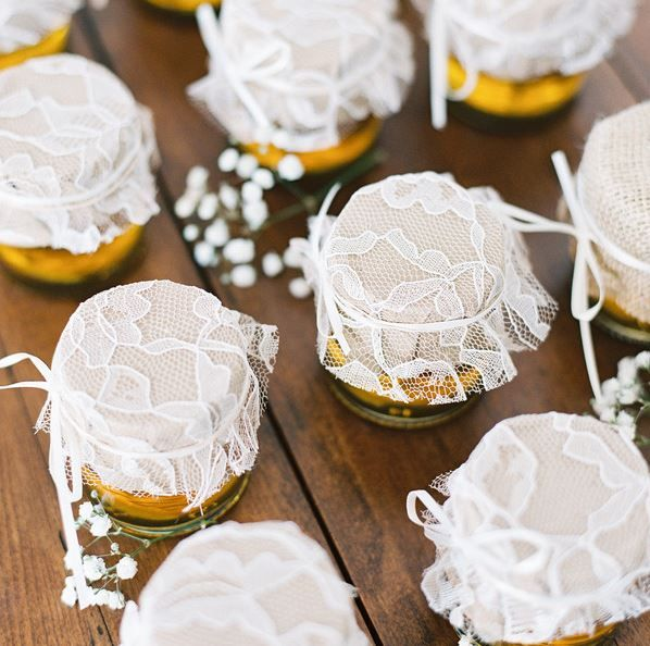 Extremely Cool DIY Wedding Favors - Sortrature