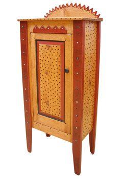 Burn Dot Sunburst Cabinet By David Marsh | Furniture, Home Decorative  Accents