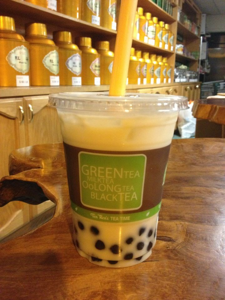 Environment is so so but the pearl milk tea is great. Price is lovely as well, $2.75 as i can remember.