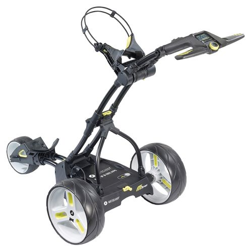 Motocaddy M3 Pro Electric Golf Trolley 18 Hole Lithium Battery