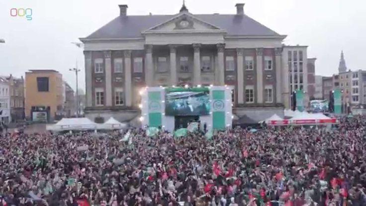 FC Groningen pakt KNVB beker