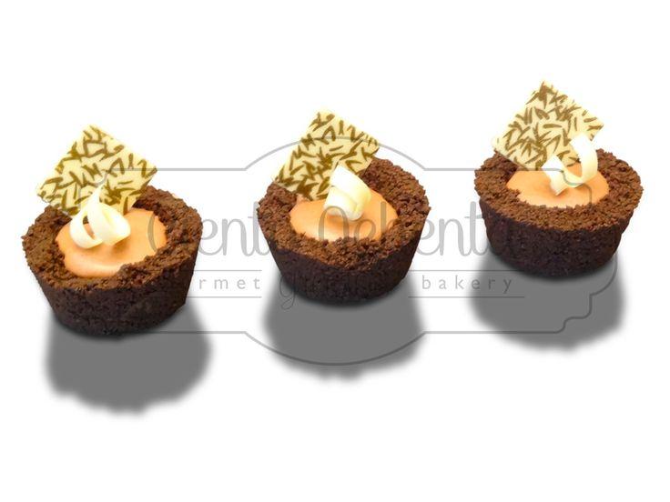 Mini Tartaleta de chocolate
