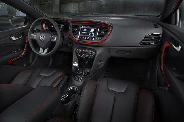 2016 Dodge Dart Interior #windscreen #winddeflector http://www.windblox.com