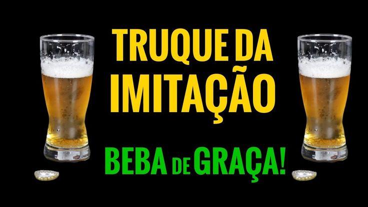 Liked on YouTube:   TRUQUE DA IMITACAO - TRUQUES DE BAR #28