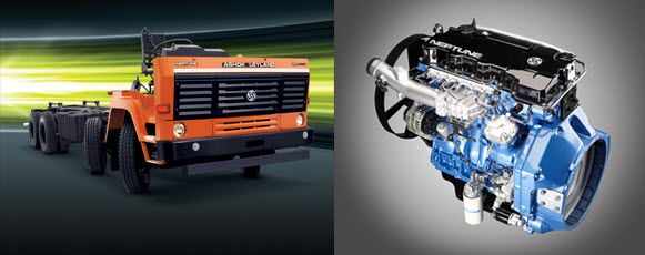 Ashok Leyland launches the NEPTUNE engine to power the Company's new multi-axle truck – the Sankagiri Express 3120 Autobei Consulting Group