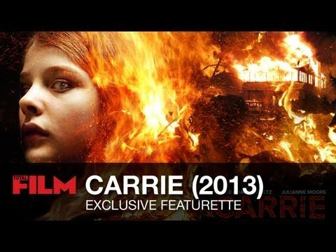 Exclusive Carrie Featurette: 'Don't Go To Prom'. can't wait to see this, gave me goosebumps!