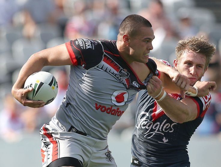 Warriors wing Tui Lolohea is keen to keep his torn jersey from Sunday's thrilling golden point win over the Roosters but has to wait for it to be examined by Canterbury clothing as - New Zealand Herald
