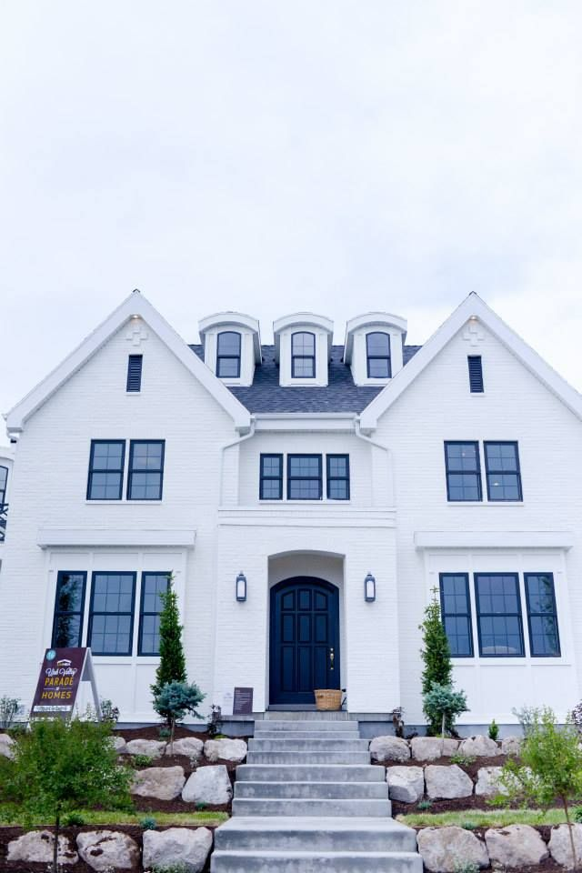 Best 25+ Black windows exterior ideas on Pinterest   Black ...