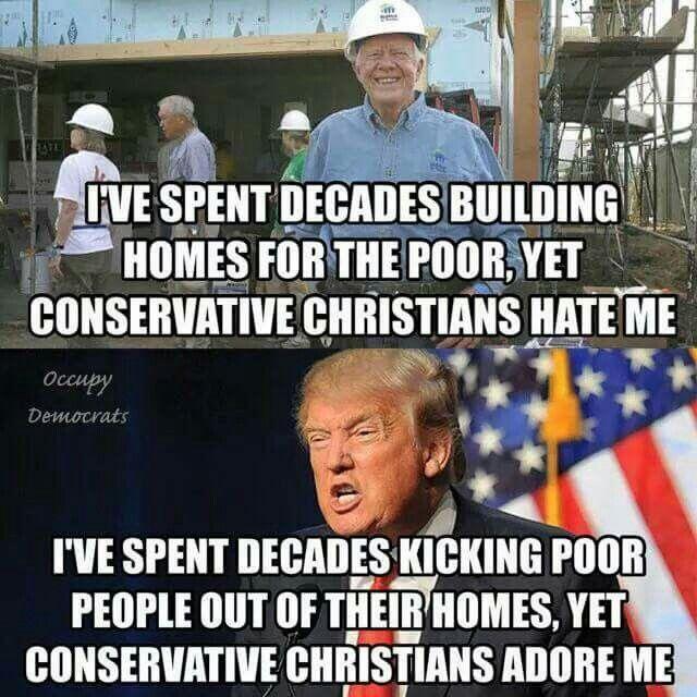 The Republicans, party of Hypocrites