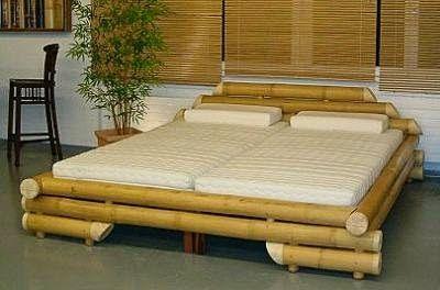 Artesanato com Bambu